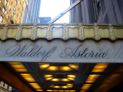 Waldorf Astoria New York City